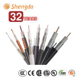Câble coaxial 50 ohms RG58/ RG174/ câble coaxial RG213