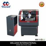6040 de miniCNC Machine van de Gravure van het Aluminium