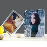 Het aangepaste Hete Frame van de Foto van de Vorm van de Verkoop Vierkante Acryl