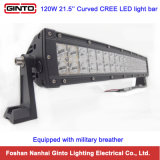 Alta potencia 120W curvo de 21,5'' de la barra de luz LED CREE Offroad