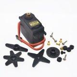 180 Metallgang-hohe Drehkraft-verkaufen das Servohochgeschwindigkeitsdigital-Servo des Grad-Mg995 für Roboter DIY Dropship im Einzelhandel