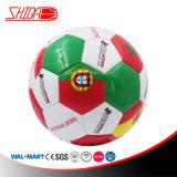 España Portugal 32 Máquina de coser la bandera de los paneles de fútbol