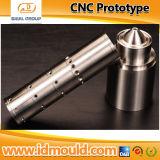 Часть CNC металла высокой точности подвергая механической обработке