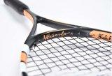 Высокое качество освещения из углеродного волокна в полном объеме для игры в сквош ракетку для профессиональных играть
