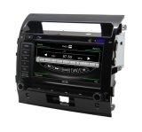 Véhicule DVD GPS pour le croiseur de cordon de Toyota avec les multimédia sonores par radio