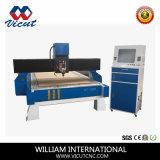Único cortador do CNC da máquina do Woodworking do CNC da cabeça (VCT-1530W)