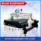 Precio competitivo, mesa de vacío Wood CNC Router para la producción de muebles 1325