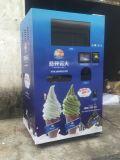 Elektrogefriermaschine-Tischoberster weicher Serve-automatischer weicher Eiscreme-Verkaufäutomat