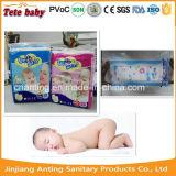 유아를 위한 자유로운 니스 디자인 처분할 수 있는 아기 기저귀 제조자 처분할 수 있는 기저귀