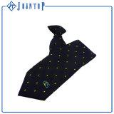 美しい子供は安全ジッパーのネクタイを印刷した