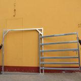 頑丈な電流を通された金属の牛スライド・ゲート