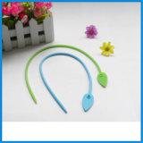 Corda de borracha flexível forte do silicone da tira do cabo de Sy05-01-006 FDA