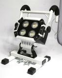 건축 걸기를 가진 4hours 노동 시간 알루미늄 합금 LED 투광램프