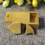 Lecteur flash USB en bois créateur de forme de lame de cadeau (YT-8141)