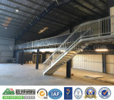 Prefabricated 강철 구조물 모듈 창고 프로젝트