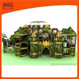Parque de Atracciones Indoor Área Infantil equipamiento gimnasios Candy laberinto interior para niños