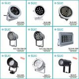 La moda IP65 9W Foco LED de interior (SLS-22)
