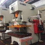 Nuevo producto JH21 60t prensa eléctrica bastidor C Chapa neumática de la máquina de perforación