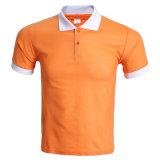 Fabricant de gros moins cher en polyester Men's Pique Polo Shirt