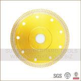 Солнечный оптовой 9'' плитки керамические фарфора режущие алмазной пильного полотна