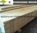 Contre-plaqué de Lvb de pin, bois de construction de LVL avec l'usine de Shandong