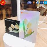 DESFire EV1 2k, 4k, 8k를 가진 수동적인 RFID 지능적인 PVC 13.56MHz 카드