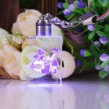 Campagna creativa di graduazione del ricordo di apertura di Small Gifts Wholesale Customization Logo Company che fa pubblicità alla catena chiave di cristallo