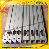 Perfil de alumínio do punho com CNC de processamento profundo