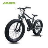 AMS Tde 01 1000W 기어 모터를 가진 뚱뚱한 타이어 산 Ebike