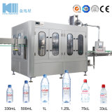 La purificación de agua mineral y la máquina de mecanizado