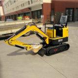 Cheap Nuevo Tipo Mini Digger 1 Ton pequeña mini excavadoras