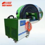 車のエンジンカーボンクリーニング機械Hhoの脱炭素処理をする発電機を使用して普及した移動式サービス