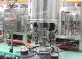Uma garrafa de sumo de bebidas quentes fábrica de Enchimento