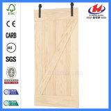 安売り価格の積層物の平板の木のドア(JHK-SK06)