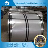 2b/surface Ba 304 hr/CR de l'acier inoxydable Bande de la bobine