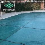 Plastikwinter-Sicherheit Inground Swimmingpool-Deckel