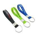 Bracelet en silicone personnalisée OEM Porte-clés/porte-clés/chaîne de clés (KC-S-02-B)