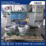 Capacidade elevada que cozinha a máquina da produção de petróleo do feijão de soja
