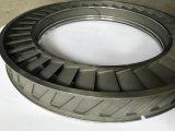 Het gieten van Gietende Superalloy van de Investering van de Ring 26.00sq van de Pijp van het Deel Motor Ulas9