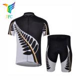 ジャージーのスーツのカスタム通気性の循環の衣類のプロチーム不足分の袖の循環のワイシャツのバイクのワイシャツを循環させるJfc