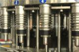 Automatisches Kleinkapazitätswasser-abfüllende füllende mit einer Kappe bedeckende Maschinerie