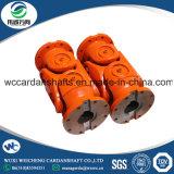 SWC Kardangelenk-Welle mit geschlossenem Augen-Peilung-Entwurf für industrielle Anwendung