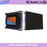 P1.56, P1.92, P1.66, крытая арендная малая доска индикаторной панели экрана тангажа СИД пиксела P2.5 с шкафом 400X300 mm Die-Casting для найма