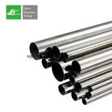 304 201 316 tubes soudés en acier inoxydable pour main courante avec la norme ISO 9001