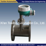 Débitmètre à liquides magnétique avec le commutateur (Transmettre par relais-Sortie) pour le kérosène, pétrole, l'eau