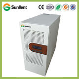 재생 가능 에너지 시스템을%s 48V4kw 단일 위상 잡종 태양 변환장치