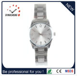 OEM Fashion Stainless Steel Quartz Watch for Man and Woman in Hook Sapphire Knell