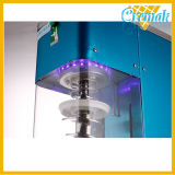 Banheira de vender o tampo da mesa de Aço Inoxidável Frutos Turbulência sorvete máquina da liquidificadora
