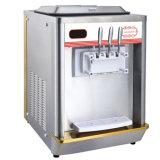 2017 판매를 위한 상업적인 연약한 서브 아이스크림 기계