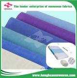 Resorte no tejido del bolsillo de la tela de los PP Spunbond que hace el material